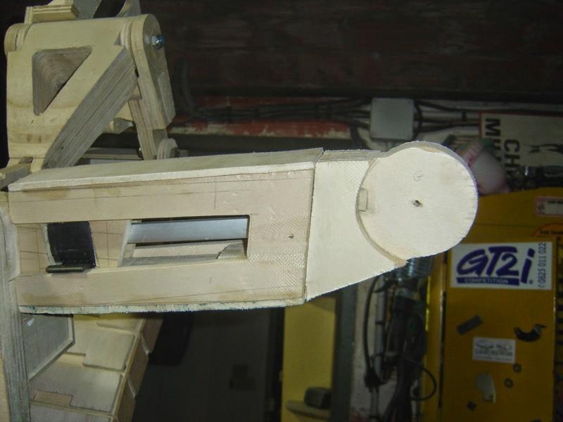 fabrication etape par étape de mon droideka Droide66