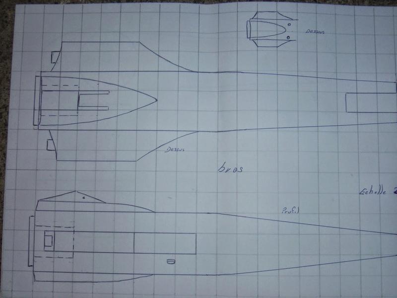 fabrication etape par étape de mon droideka Droide71