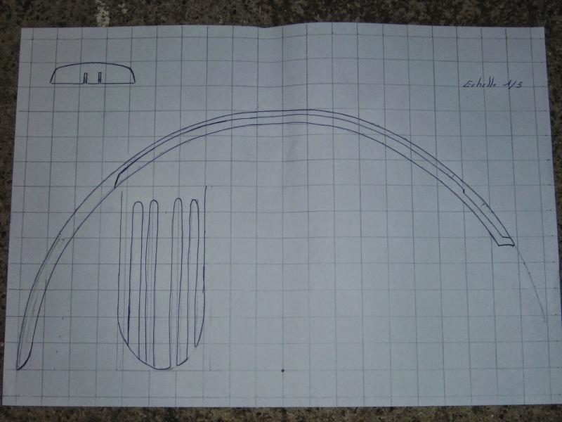fabrication etape par étape de mon droideka Droide96