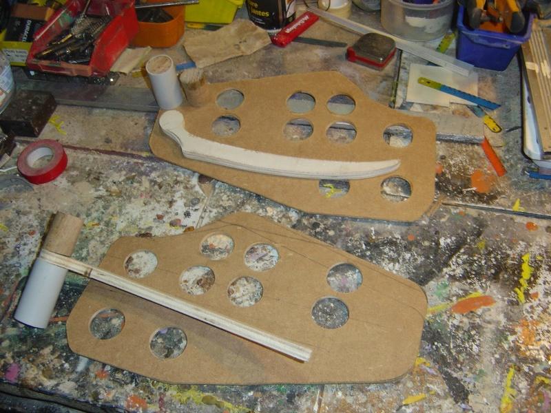 fabrication etape par étape de mon droideka Droise10