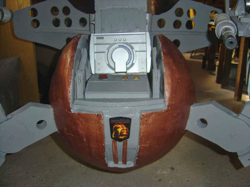 fabrication etape par étape de mon droideka Dsc09416