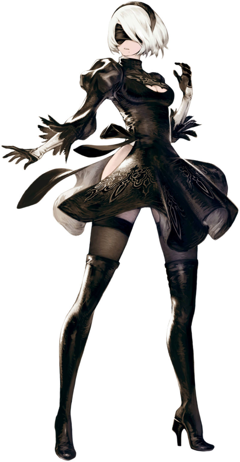 Victoria Wellhart, The Blind Beauty Yorha_11