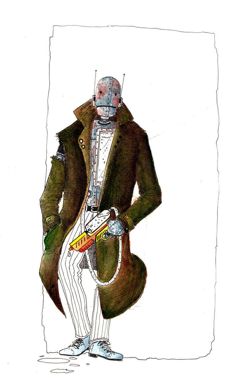 Galerie de Bearest - Page 10 Robo11