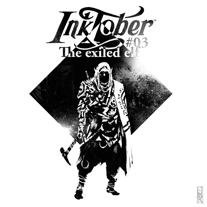 [defis] Inktober 2017 Inktob10