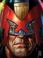 The Mugen Multiverse Dredd11