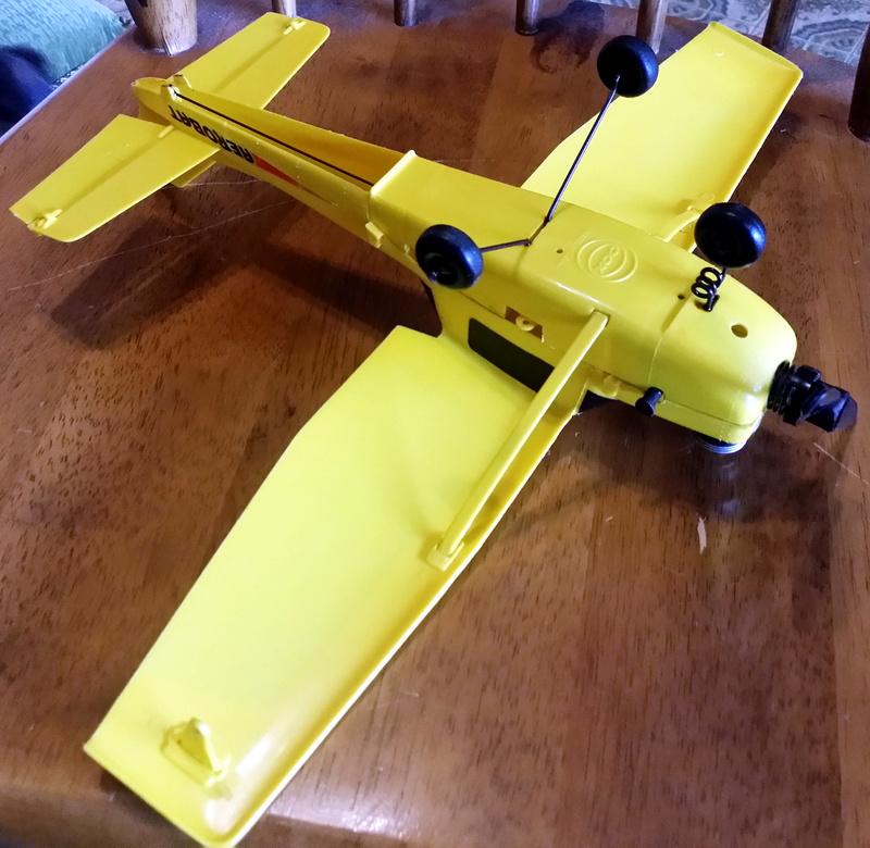 For Sale-Cox E-Z Flyer Aerobat 150 Control Line RTF C211