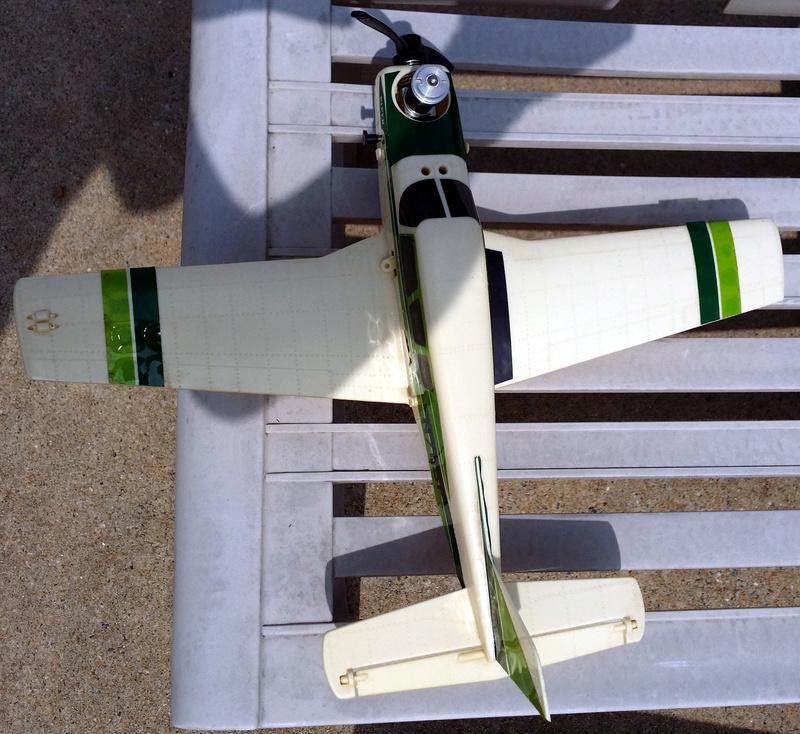 For Sale- Cox RTF Control Line Piper Comanche Co210