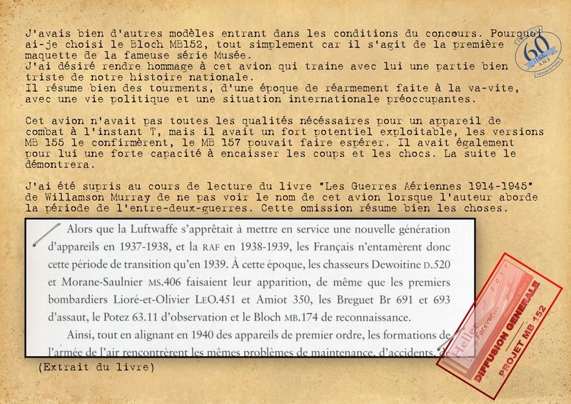 BLOCH MB 152 Réf 211 Page210
