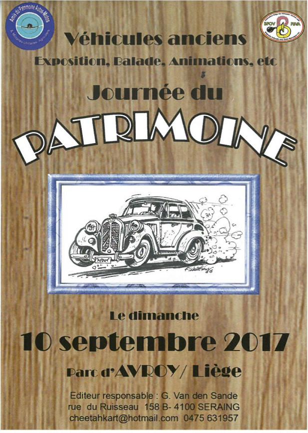 Journée du patrimoine APAM - 10 septembre 2017 - Liège Aff110