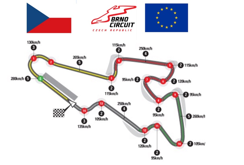 IndyCar World Challenge Round 10 Brno Czech Republic July 29 sign ups  Img_1710