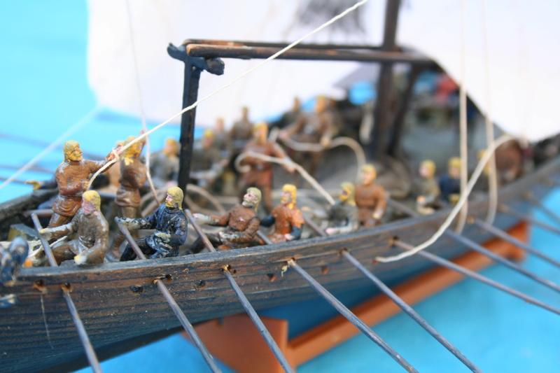Un longship des hommes du nord au 1/72 e par JJ - Page 2 Img_0961