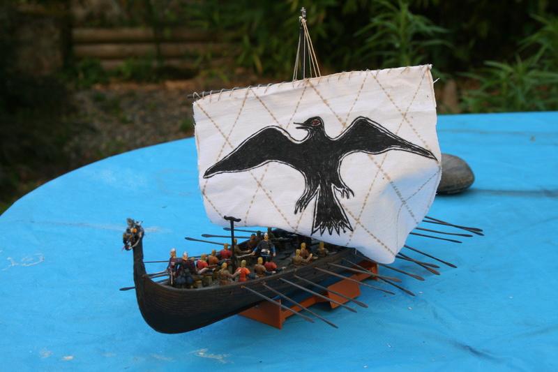 Un longship des hommes du nord au 1/72 e par JJ - Page 2 Img_0964