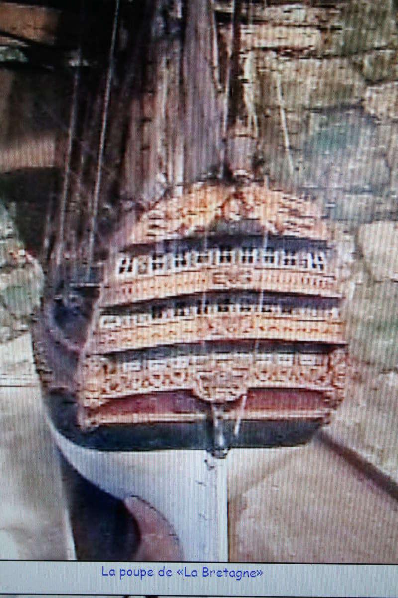Le port de Brest - Jean-François Hué Img_1152