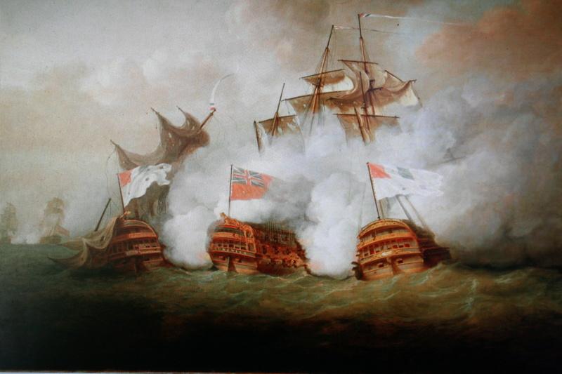 Le port de Brest - Jean-François Hué Img_1155