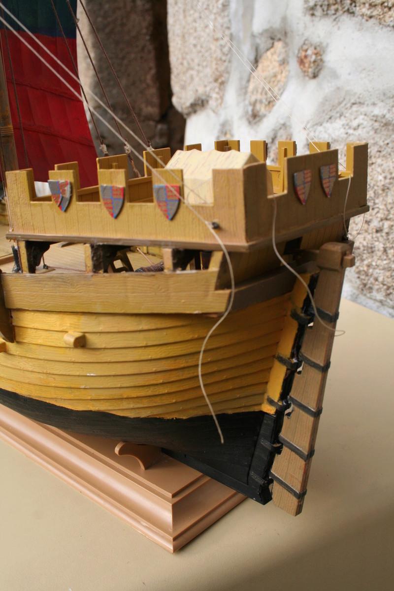 La Montjoye, interprétation d'une nef de Louis IX ( St Louis ) pour aller en terre sainte Img_2210
