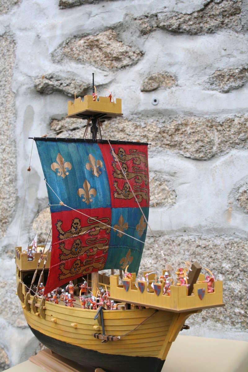 La Montjoye, interprétation d'une nef de Louis IX ( St Louis ) pour aller en terre sainte Img_2311