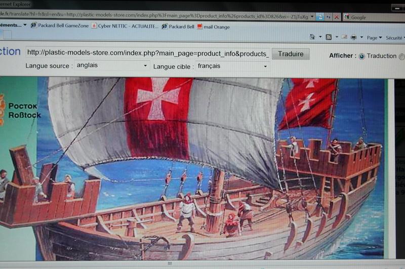 Un longship des hommes du nord au 1/72 e par JJ - Page 3 Img_2410