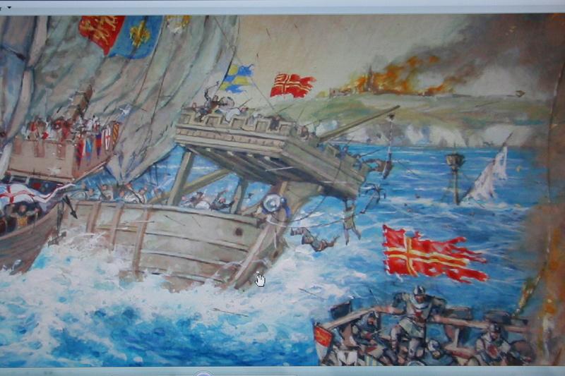 Un longship des hommes du nord au 1/72 e par JJ - Page 3 Img_2611