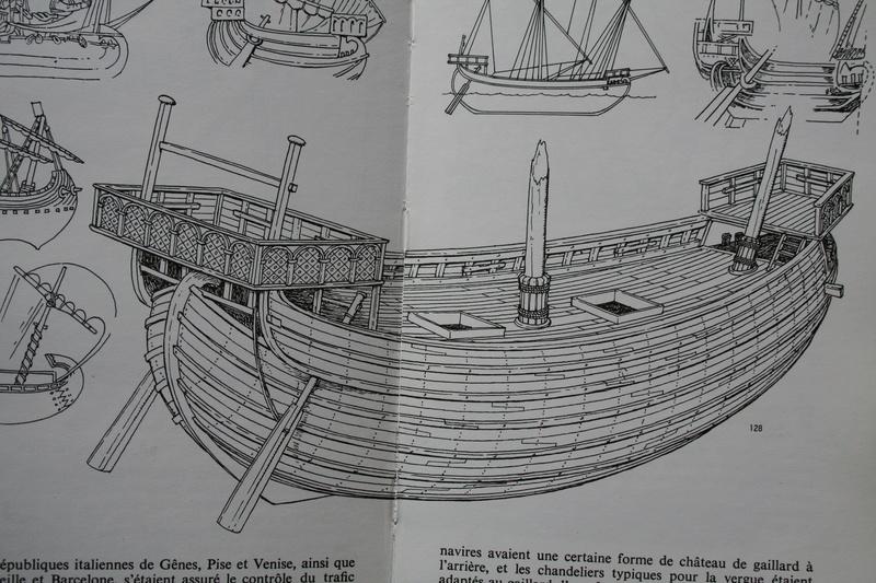 La Montjoye, interprétation d'une nef de Louis IX ( St Louis ) pour aller en terre sainte Img_9915