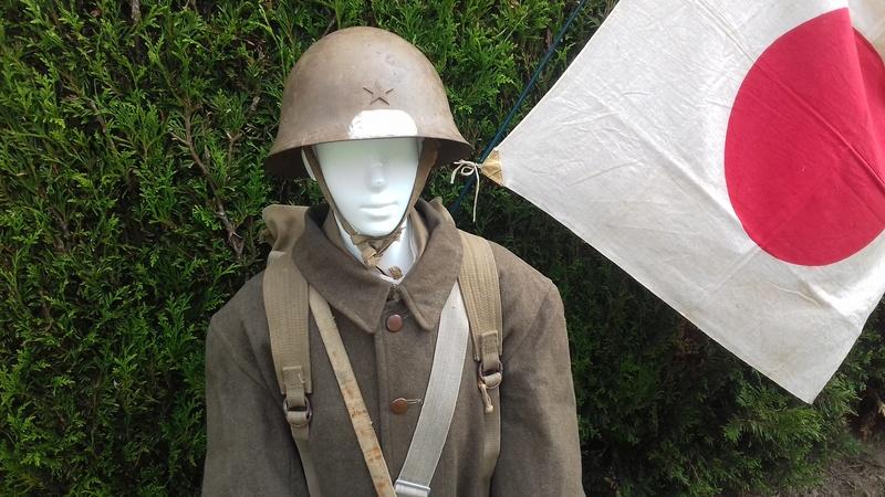 Sous  officier japonais  20170853