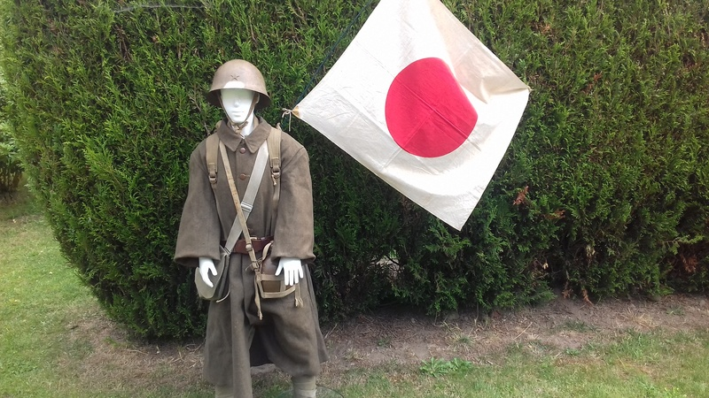 Sous  officier japonais  20170855