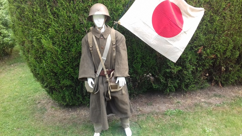 Sous  officier japonais  20170856