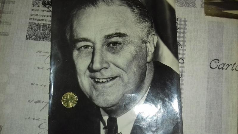 photos ww2 Churchill ; Roosevelt... 20170861