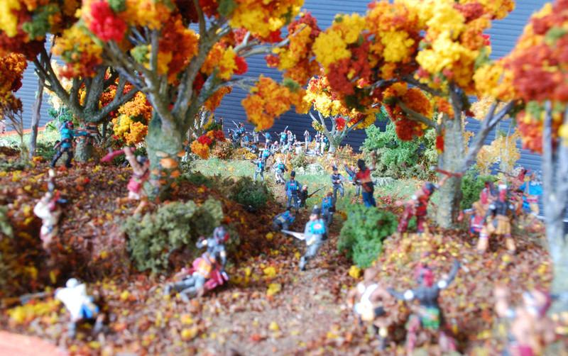 LA BATAILLE DE QUEENSTON HEIGHTS - 13 OCTOBRE 1812 Queens10