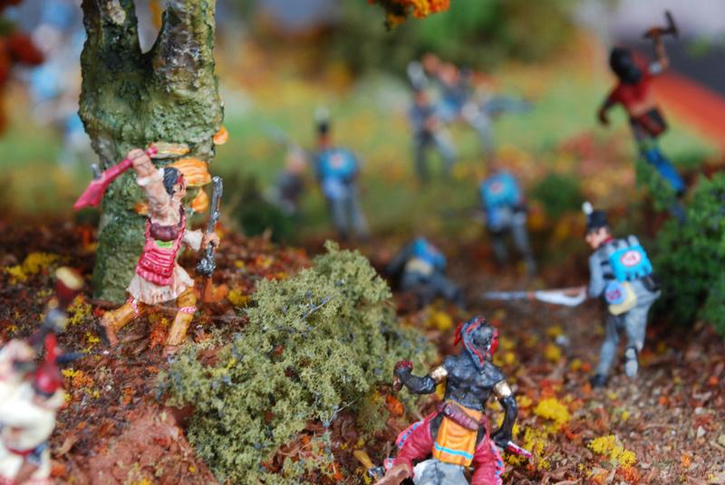 LA BATAILLE DE QUEENSTON HEIGHTS - 13 OCTOBRE 1812 Queens12