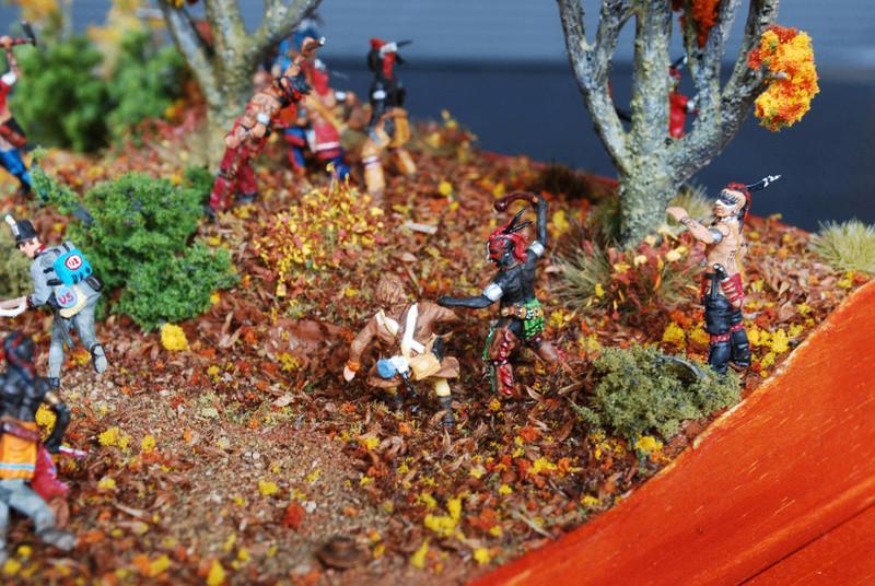 LA BATAILLE DE QUEENSTON HEIGHTS - 13 OCTOBRE 1812 Queens25