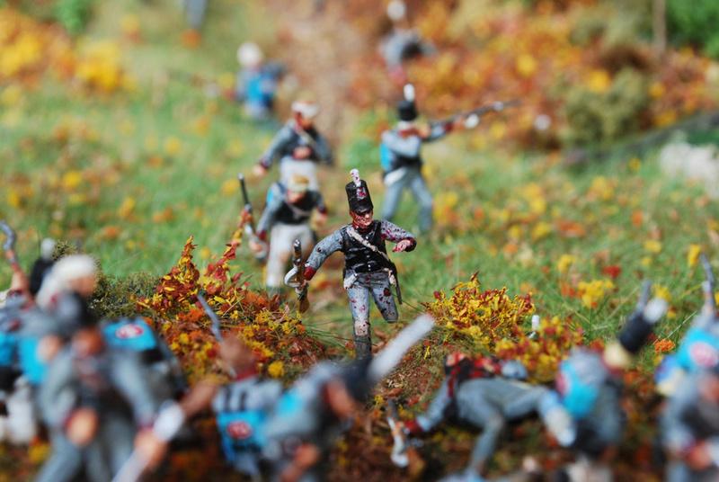 LA BATAILLE DE QUEENSTON HEIGHTS - 13 OCTOBRE 1812 Queens32