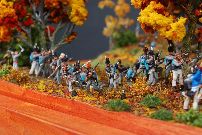 LA BATAILLE DE QUEENSTON HEIGHTS - 13 OCTOBRE 1812 Queens34