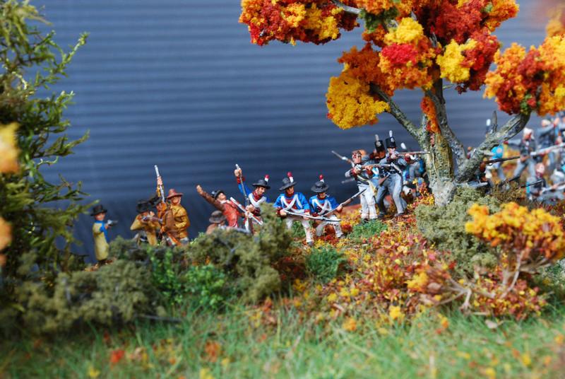 LA BATAILLE DE QUEENSTON HEIGHTS - 13 OCTOBRE 1812 Queens38