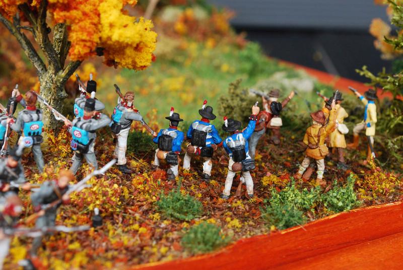 LA BATAILLE DE QUEENSTON HEIGHTS - 13 OCTOBRE 1812 Queens39