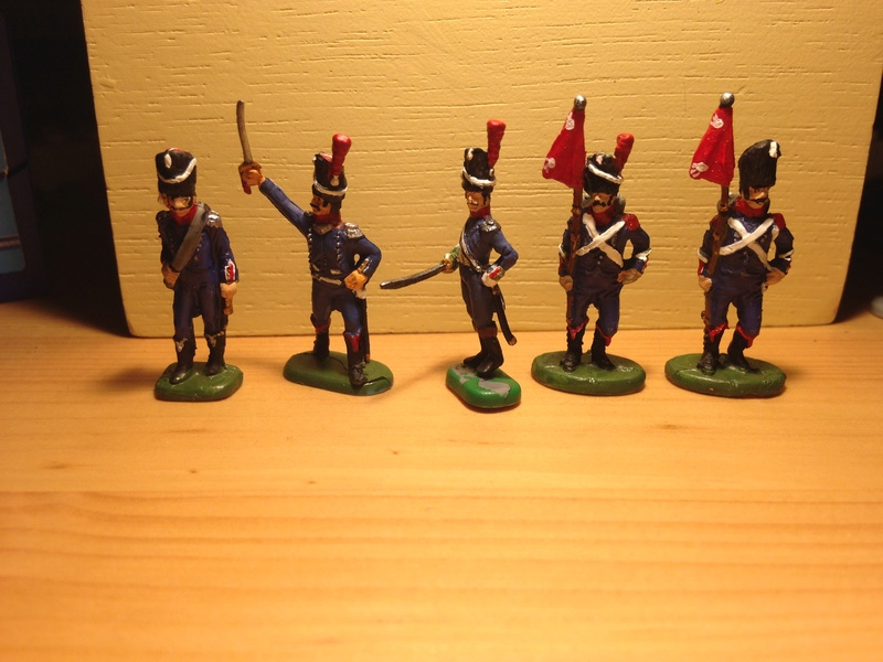 Chasseurs 1/72 - Page 2 Carabi10