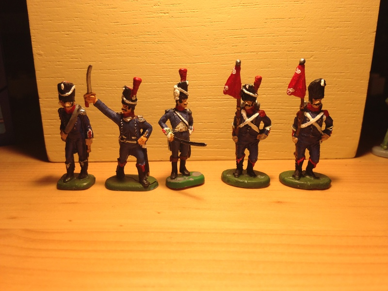 Chasseurs 1/72 - Page 2 Carabi11