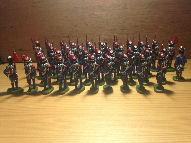 Chasseurs 1/72 - Page 2 Img_5117