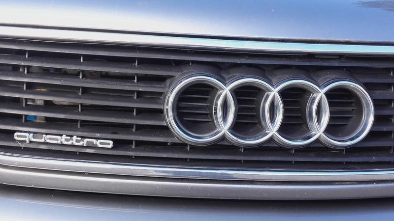 [38] T'Audi 100 C4 Quattro 2.3E 1991 20170910