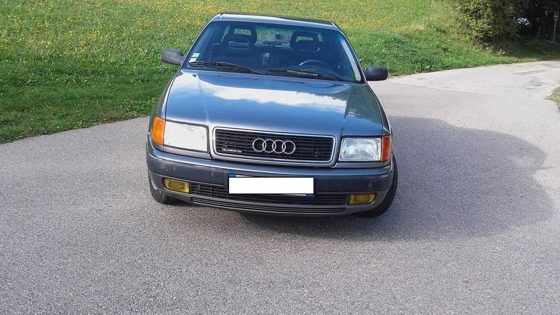 [38] T'Audi 100 C4 Quattro 2.3E 1991 20170912