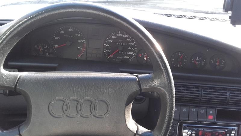 [38] T'Audi 100 C4 Quattro 2.3E 1991 20170915