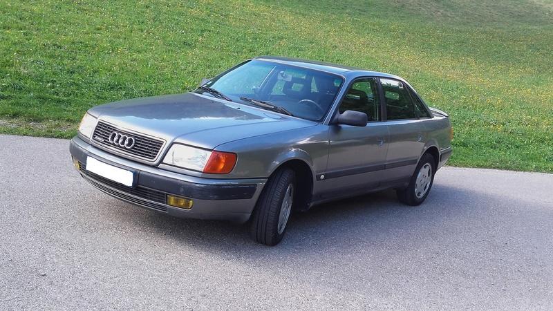 [38] T'Audi 100 C4 Quattro 2.3E 1991 20170917