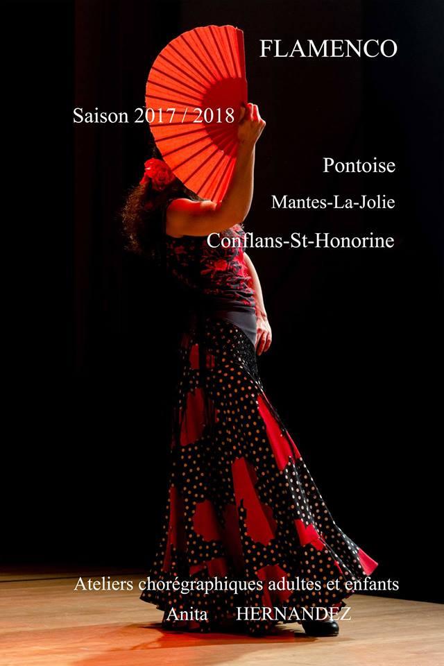 Rentrée Flamenca à Pontoise ! 21728410