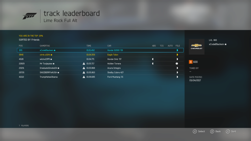 FM6 | Lime Rock Full Alt - 300HP (FWD/RWD/AWD) *RESULTS UP* Img_5511
