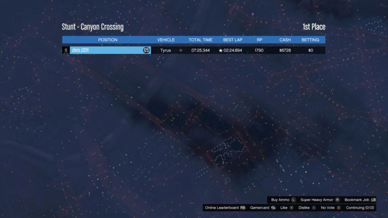 GTA 5 | Canyon Crossing (Tyrus) *RESULTS UP* Img_bb10