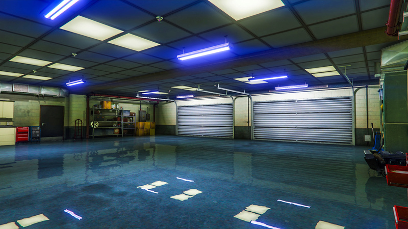 HighJack City Garage Psx_2025