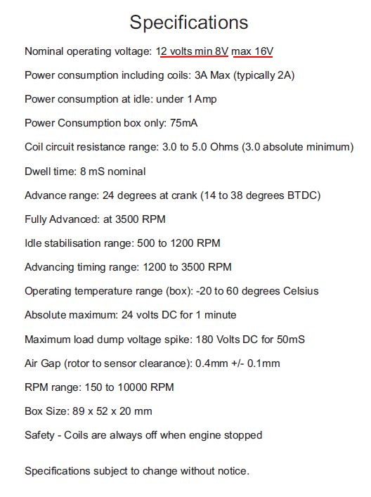 A50 Besoin de conseils allumage TRI-SPARK en 6 volts - Page 2 Captur11