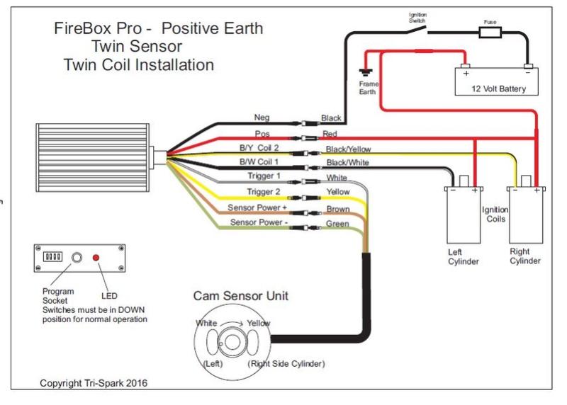 A50 Besoin de conseils allumage TRI-SPARK en 6 volts - Page 2 Captur12