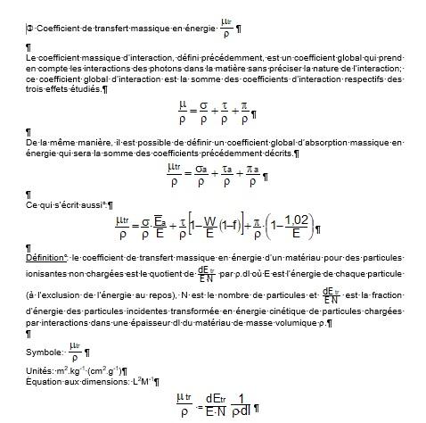 section efficace de l'effet photoélectrique Coefft10