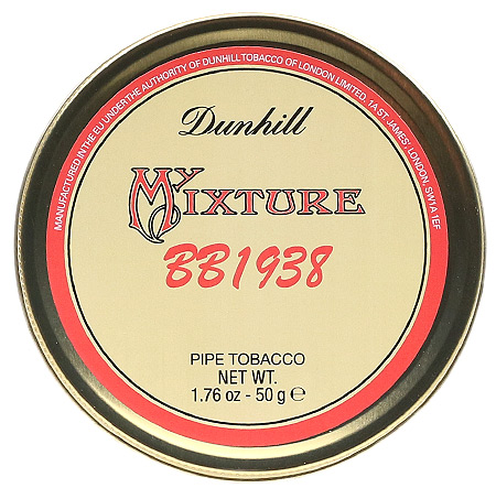 "Dunhill  My Mixture BB 1938  [""anglais"" VA/LA] 003-0213"