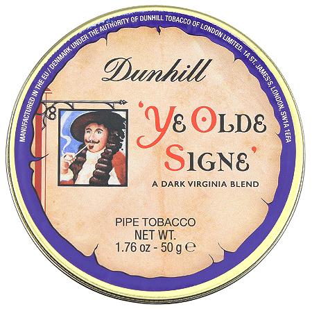 Dunhill, Ye Olde Signe (réédition 2016 par S.T.G.) [Straight Virginia] 003-0214
